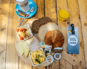 ontbijten in scheveningen